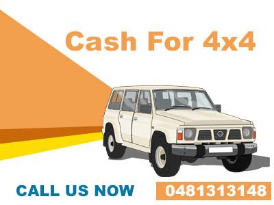 Cash for 4x4 sunnybank