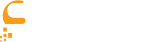 Sunnybank Car Wreckers Logo White