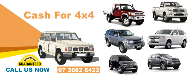 Cash For 4x4 & 4WD SunnyBank