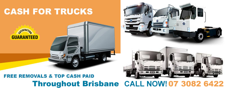 Cash For Trucks SunnyBank